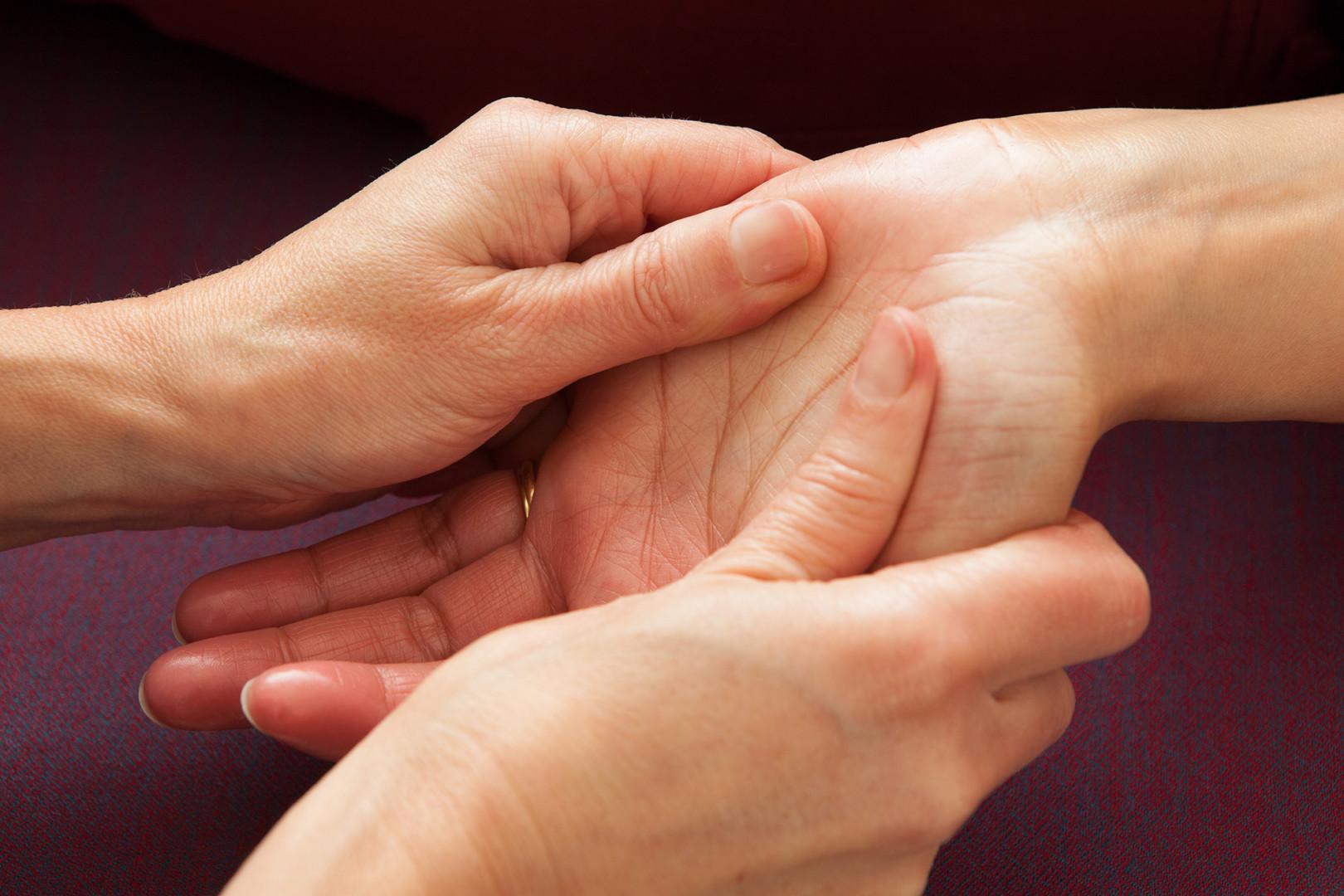 Réflexologie et Chimiothérapie
